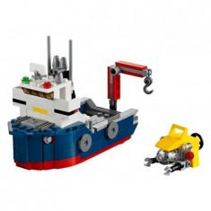 Lego® Creator Nava De Explorare Oceanica - 31045
