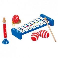 Set Instrumente Muzicale - Instrumente muzicale copii Bino