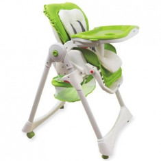 Scaun De Masa Fashion Verde Baby Mix