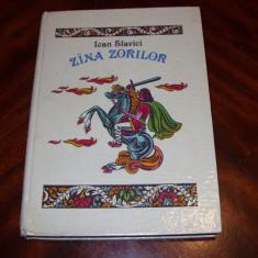 ZINA ZORILOR ( 1993, Chisinau, coperti cartonate lucioase ) * - Carte de povesti