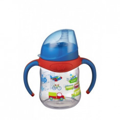 Canuta Training Bottle Boy 150 Ml Pp 6+ Luni - Accesorii masa NIP