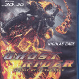 Film Blu Ray 3D: Ghost Rider - Spirit of Vengeance ( subtitrare in lb.romana ) - Film actiune