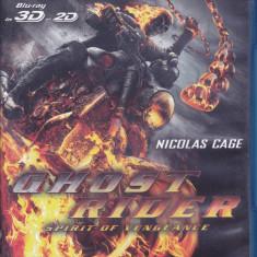 Film Blu Ray 3D: Ghost Rider - Spirit of Vengeance ( subtitrare in lb.romana ) - Film actiune