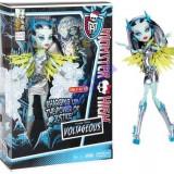 Papusa Monster High FRANKIE STEIN  + papusa Monster High RIVER STYXX
