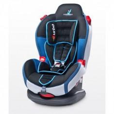 Scaun Auto Sport Turbo Navy - Scaun auto copii Caretero, 1-2-3 (9-36 kg)