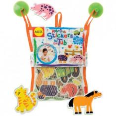 Stickere Pentru Baie Prieteni De La Ferma Alex Toys - Jucarie baie