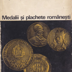 Catalog: Medalii si plachete romanesti - George Buzdugan si Gheorghe Niculita