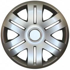 Set capace roti Opel Vivaro, pe 16 inch, culoare Silver, 16-406