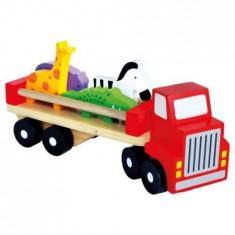 Camion Cu Animale - Masinuta Bino