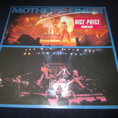 Mother's Finest – Mother's Finest Live _ vinyl(LP, album) Olanda (funk metal) - Muzica Rock, VINIL