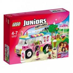 Lego Juniors Furgoneta Cu Inghe?ata A Emmei L10727