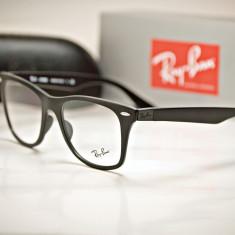 Rama de ochelari de vedere Ray Ban RB 7034 5204 Lite Force - Rama ochelari Ray Ban, Unisex, Dreptunghiulare, Plastic, Rama intreaga, Fashion