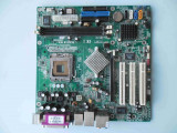 Placa de baza ECS RC410-M DDR2 PCI Express Video socket 775, Pentru INTEL, LGA775
