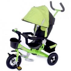 Tricicleta Agilis Air Green - Tricicleta copii Skutt