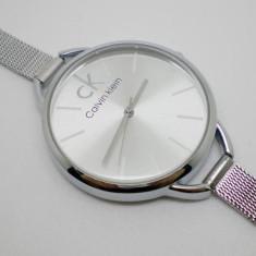 Ceas dama, Calvin Klein oferta 89 lei !!! Silver Edition, Quartz, Otel, Analog