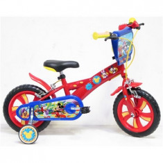 Bicicleta Denver Mickey Mouse 12 - Bicicleta copii