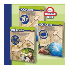 Set Explore And Excavate - Jocuri arta si creatie SeS