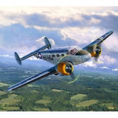 Avion Macheta Beech C-45 Usaf Expeditor - 3966 - Macheta auto Revell