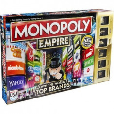 Joc De Societate Monopoly Empire Top Brands Hasbro