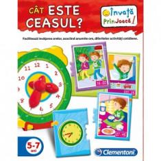 Clementoni Cat Este Ceasul? - 60344