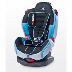 Scaun Auto Sport Turbo Blue - Scaun auto copii Caretero, 1-2-3 (9-36 kg)