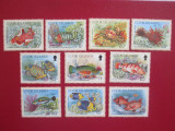 TIMBRE ANGLIA COLONII-COOK ISLANDS  =SERIE=MNH