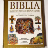 BIBLIA ILUSTRATA PENTRU INTREAGA FAMILIE - Reader's Digest, IN TIPLA