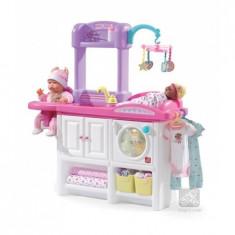 Mini Cresa Pentru Copii New - Love & Care Deluxe Nursery - Papusa Step 2, 2-4 ani