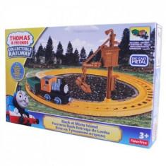 Set De Joaca Thomas - Bash At Misty Island - Bln89-Cdy28 - Trenulet Mattel