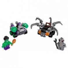Lego® Marvel Super Heroes Mighty Micros: Hulk Contra Ultron - LEGO Super Heroes
