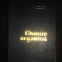 EDITH BERAL, MIHAI ZAPAN - CHIMIE ORGANICA - Carte Chimie