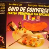 GHID POLIGLOT  DE CONVERSATIE PENTRU PERSONALUL DIN RESTAURANTE