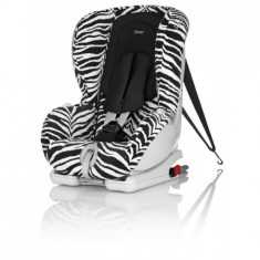 Scaun Auto Versafix Isofix Smart Zebra - Scaun auto copii Britax, 0+ (0-13 kg)
