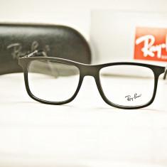 Rama de ochelari de vedere Ray Ban RB7054 6364 - Rama ochelari Ray Ban, Negru, Plastic, Rama intreaga, Fashion