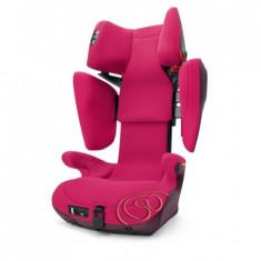 Scaun Auto Transformer X Bag Rose Pink - Scaun auto copii Concord, 1-2-3 (9-36 kg)
