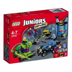 Lego Juniors Batman ?i Superman Contra Lex Luthor L10724