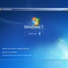 Instalare Windows 7 + drivere + programe calculator/laptop Pitesti