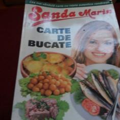 SANDA MARIN - CARTE DE BUCATE - Carte Retete traditionale romanesti