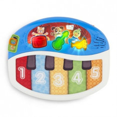 Pianul Discover & Play - Instrumente muzicale copii Bright Starts