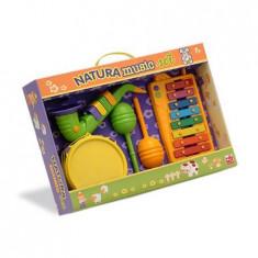 Set Xilofon, Tamburina, Saxofon Si Maracas - Instrumente muzicale copii Reig Musicales