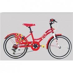 Bicicleta Denver Minnie 20 - Bicicleta copii
