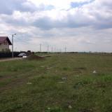 Teren 417mp utili-curent electric-Comuna Berceni