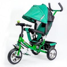 Tricicleta Agilis Green - Tricicleta copii Skutt