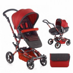 Carucior 3 in 1 Epic Matrix Light S53 - Carucior copii 3 in 1 Jane