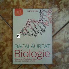 Bacalaureat Biologie Anatomie Art - Teste Bacalaureat
