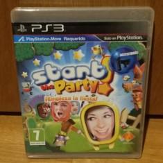 PS3 Start the party! - joc original by WADDER - Jocuri PS3 Sony, Simulatoare, Toate varstele, Multiplayer