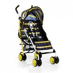 Carucior sport Sneaker Primary Yellow - Carucior copii Sport Koochi