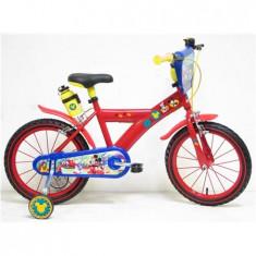 Bicicleta Denver Mickey Mouse 16 - Bicicleta copii