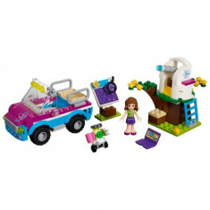 Lego® Friends Masina De Explorari A Oliviei - 41116