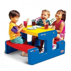 Masa de picnic pentru 4 copii -4795 Little Tikes